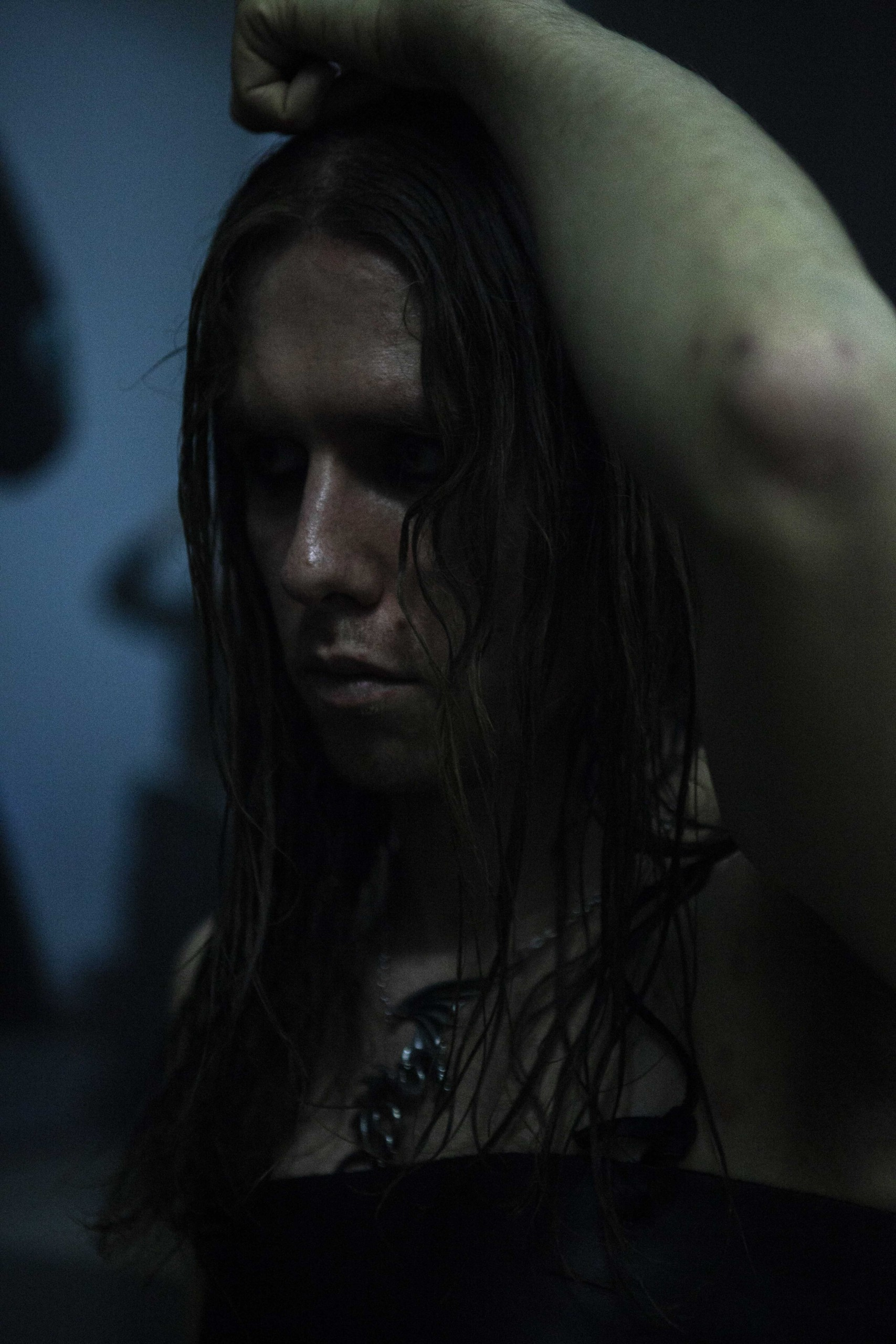 lukas hofmann / saliva Skin Come Leather, Vol. III (Group exhi + performance, Berlin)